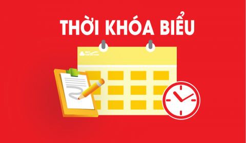 Thời khoá biểu Khoá 2020 tuần 35 (Thực hiện từ ngày 29/3/2021 đến ngày 3/4/2021)