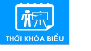 Thời khóa biểu tuần 15 (từ ngày 05/11 đến 09/11/2018)