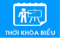 Thời khóa biểu tuần 22 Khóa 2019 (từ ngày 30/12/2019 đến 03/01/2020)