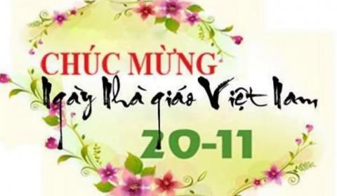 Thư Chúc Mừng Của Hiệu Trưởng Trường Cao đẳng Giao thông vận tải Trung ương V Nhân Ngày Nhà Giáo Việt Nam 20-11-2020.
