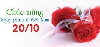 Thư chúc mừng của Hiệu trưởng nhân ngày Phụ nữ Việt Nam 20/10